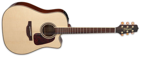 Takamine CP4DC-OV Dreadnought CW With Cool Tube