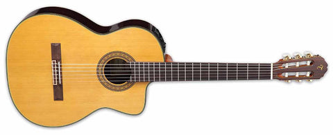 Takamine TC132SC - Japan Classical With CoolTube Electronics
