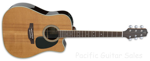 Takamine EF360SC TT A/E Cutaway Made In Japan