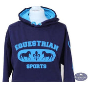 Horse Hoodie - Equestrian Sports-Capaillíní Equestrian Collection