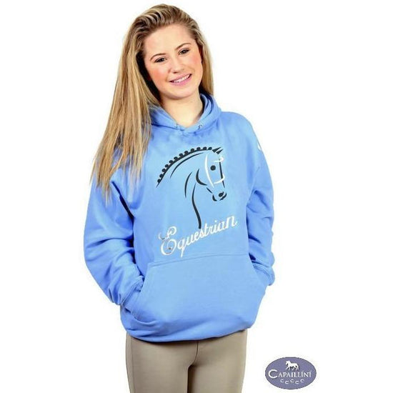 Horse Hoodie - Equestrian-Capaillíní Equestrian Collection