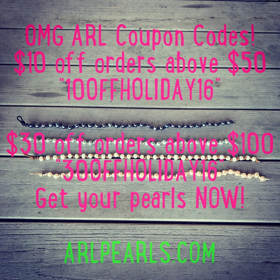 AMAZING Coupon Codes Today through Saturday!!!