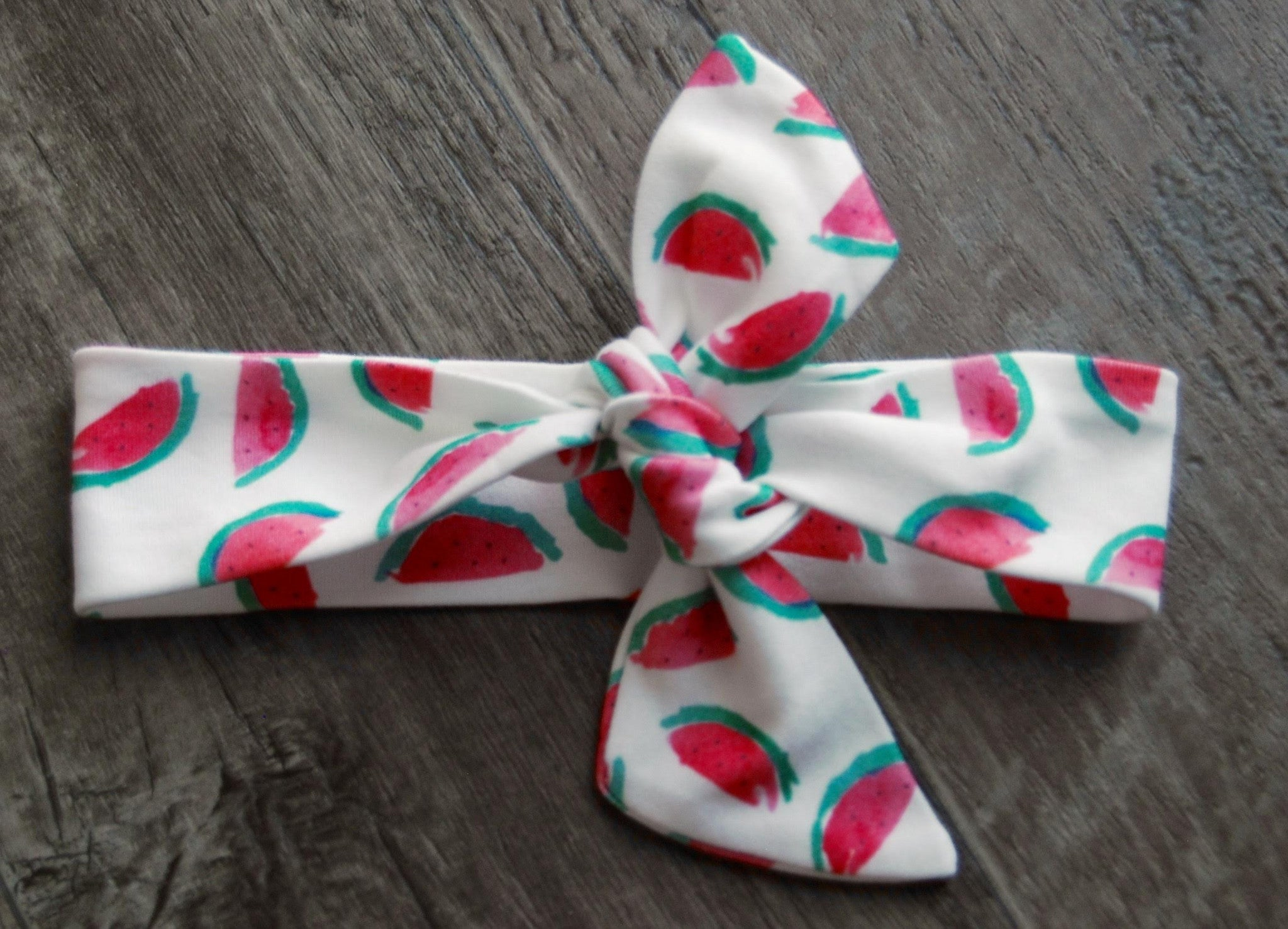 organic headband - MORE PRINTS AVAILABLE