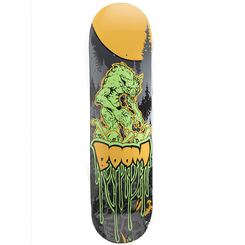 Boom - Wolf Party Deck 8.25""