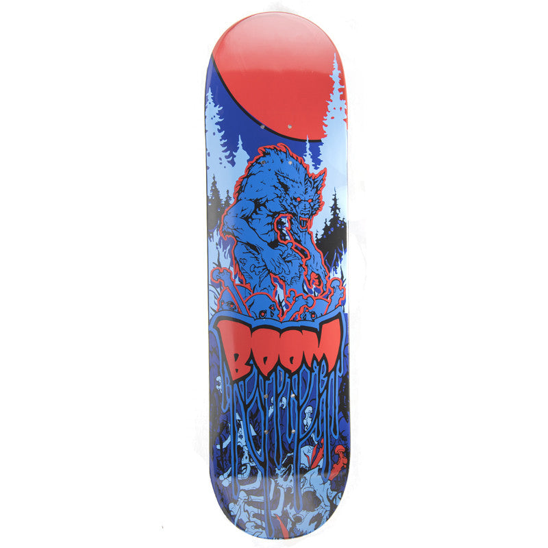 Boom - Wolf Party Deck 8.50""