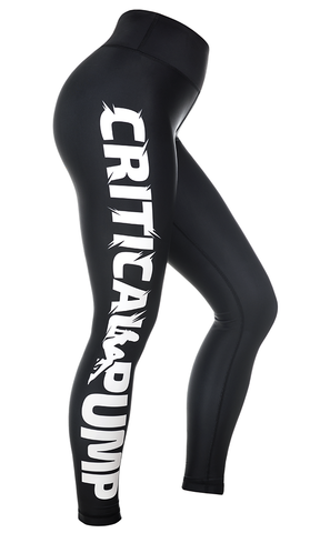 Critical Leggings - Black