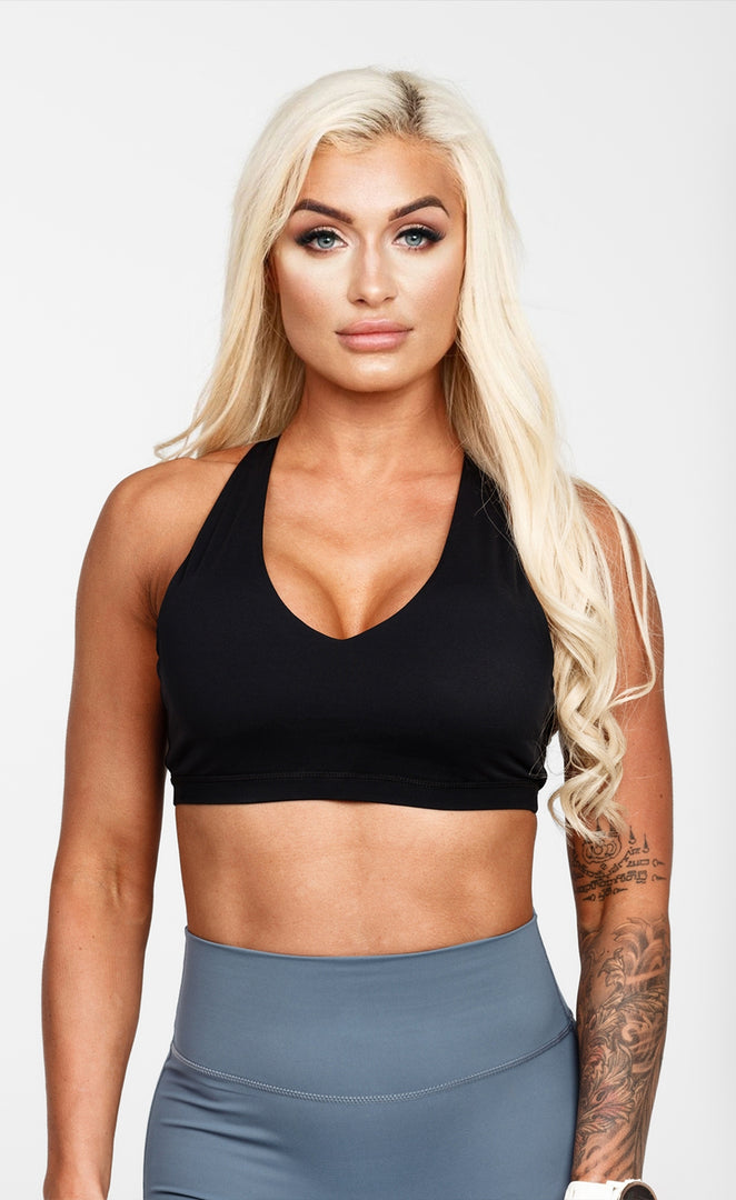 Dream Sports Bra - Black - Critical Pump
