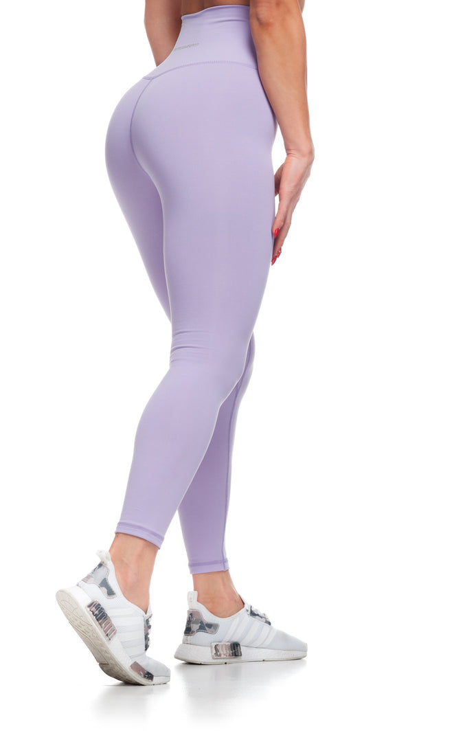 Figure Leggings - Lavender - Critical Pump