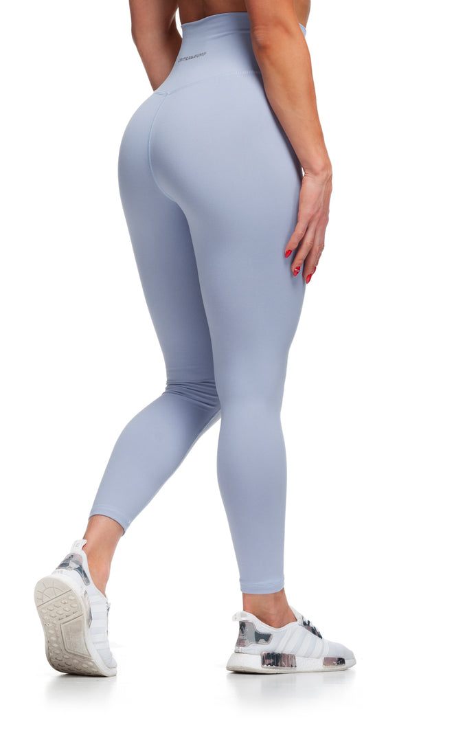 Figure Leggings - Periwinkle - Critical Pump