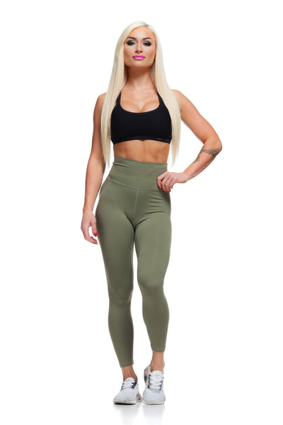 Figure Leggings - Sage - Critical Pump