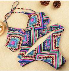 Tribal Bikini Set