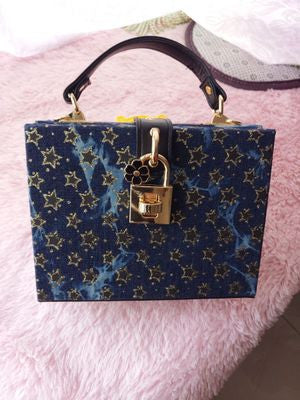 Star Handbag - 3 Color Options