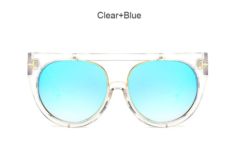 Square Sunglasses - 7 Color Options including CLEAR