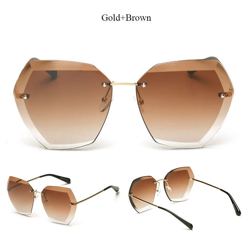 Newest on the Street - Square Sunglasses