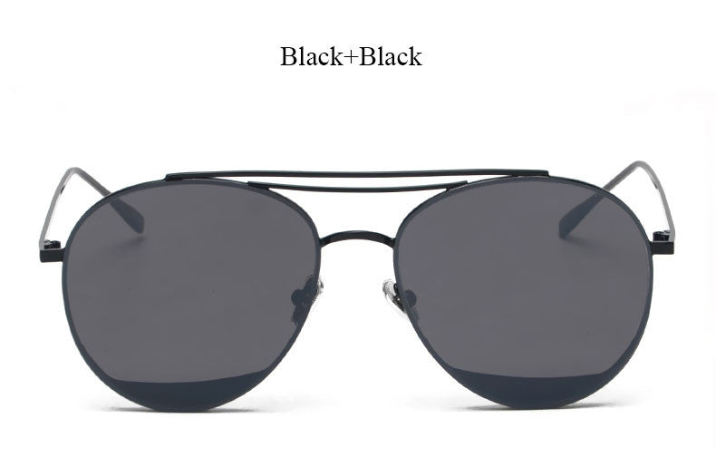Aviator Clear Lens Sunglasses
