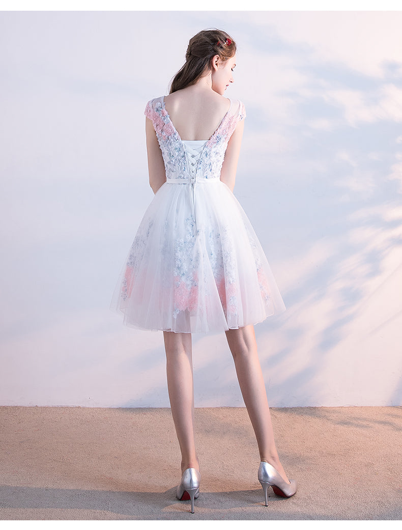 Its a Perfect Summers Day Cocktail Dress - Short Gowns - Couture Cocktail Gown