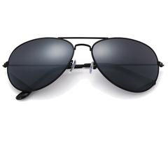 Chelsea - Black Frame w/ Smoke Lens - AW111 - BLACKGRAY