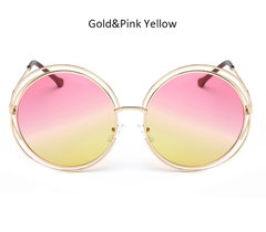 Nolita Pink & Yellow Lens - X155 - GOLDPINKYELLOW