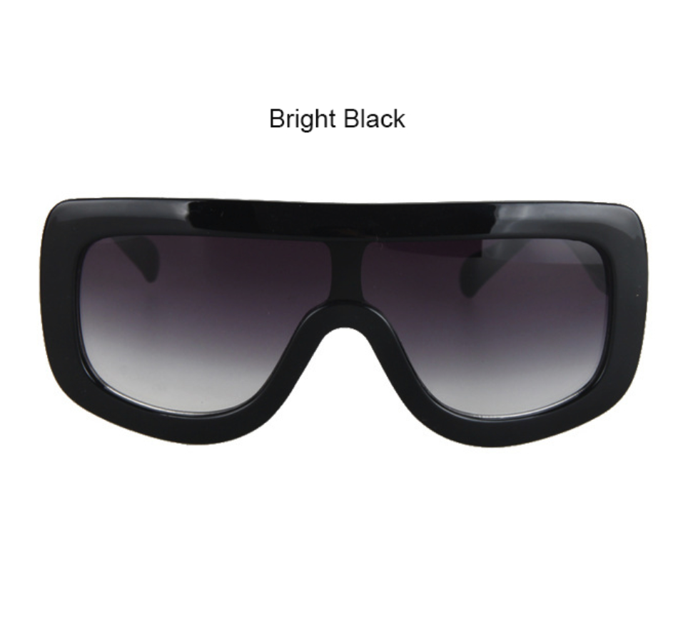Give me Life Sunnies - X200 - BRIGHTBLACK