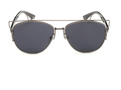Mirina Sunnies Gray w/ Gray - M020 - GRAYGRAY