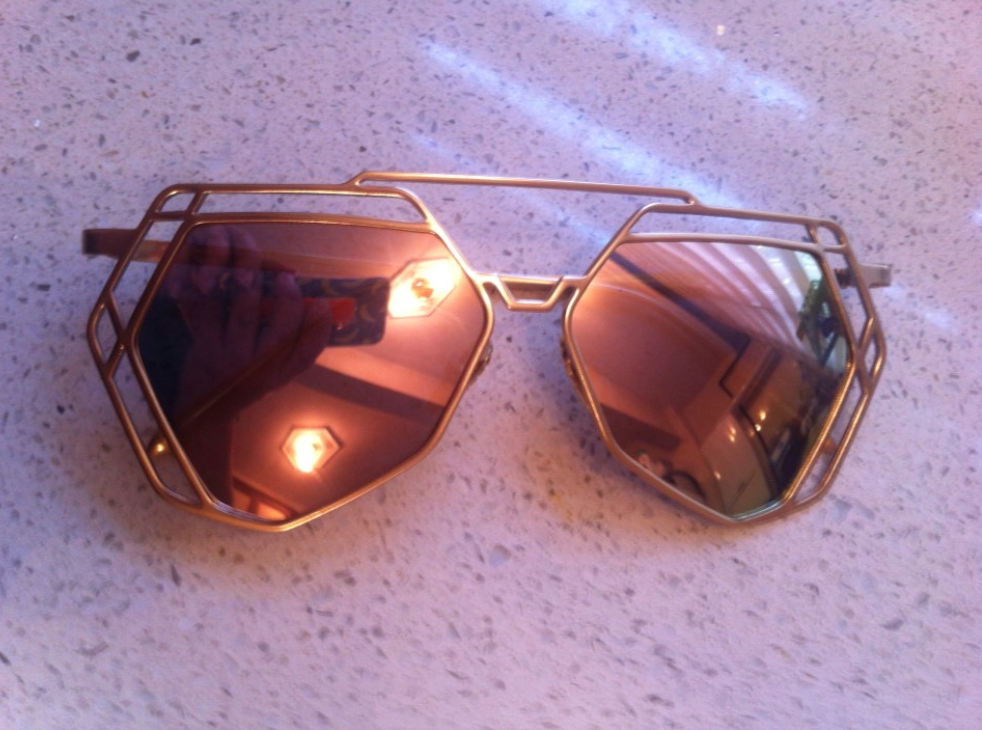 Octagon Sunnies - Multiple Color Options - X119