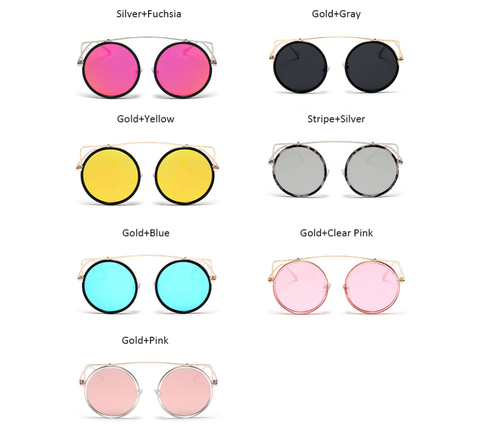 Always Vintage Cat Eye - 7 Color Options - E138