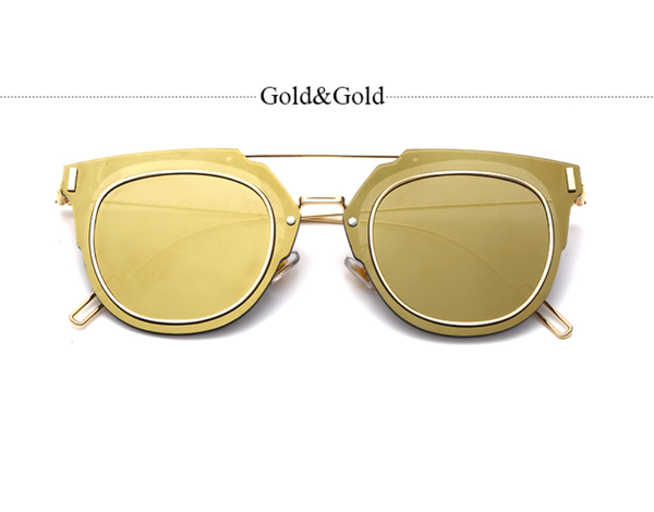 Bryant -Gold + Gold - D072 - GOLD