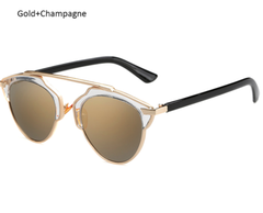 Fulton - Gold w/ Champagne *Fall & Winter Edition 16 - DX166 GoldChampagne