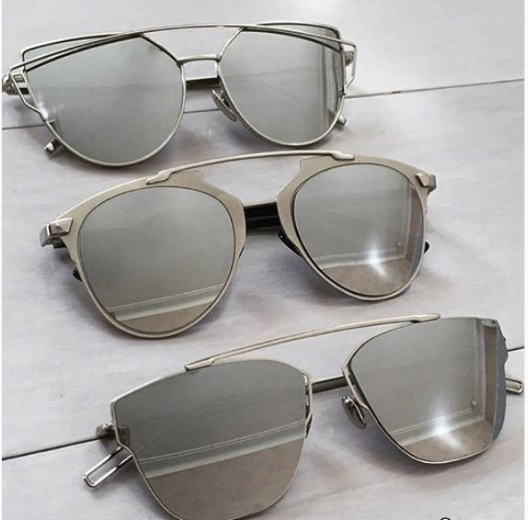 Bundled Silver Sunnies - 3 Pack X111, M021, D110