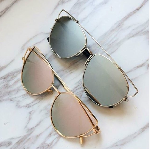 Bundled Mirrored Sunnies - 2 Pack X111, M020