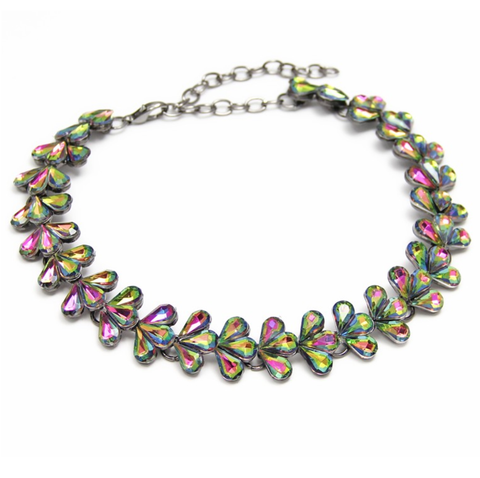 Color Changing Choker - 3 Color Options