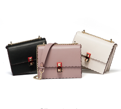 The perfect Square Handbag - 3 Color Options
