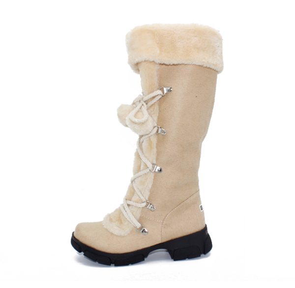 Snow Bunny Boots - Ivory - Top Seller