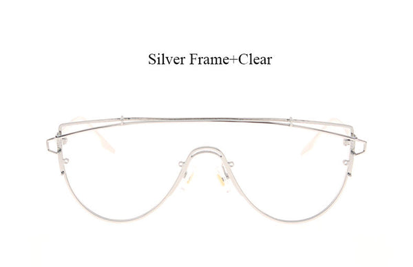Dash Clear Frames