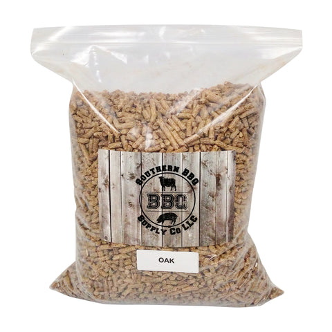 Oak Wood BBQ Pellets