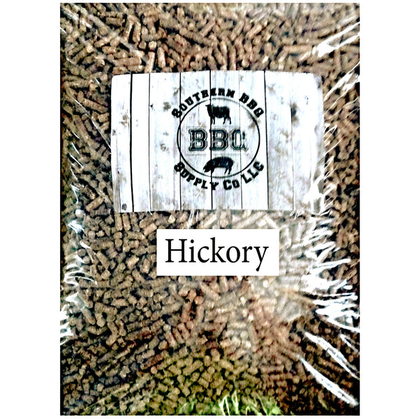 Hickory BBQ Pellets - Southern BBQ Supply Co LLC - 2