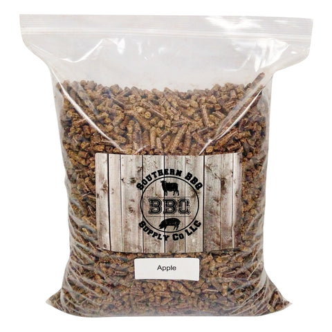 Apple Wood BBQ Pellets