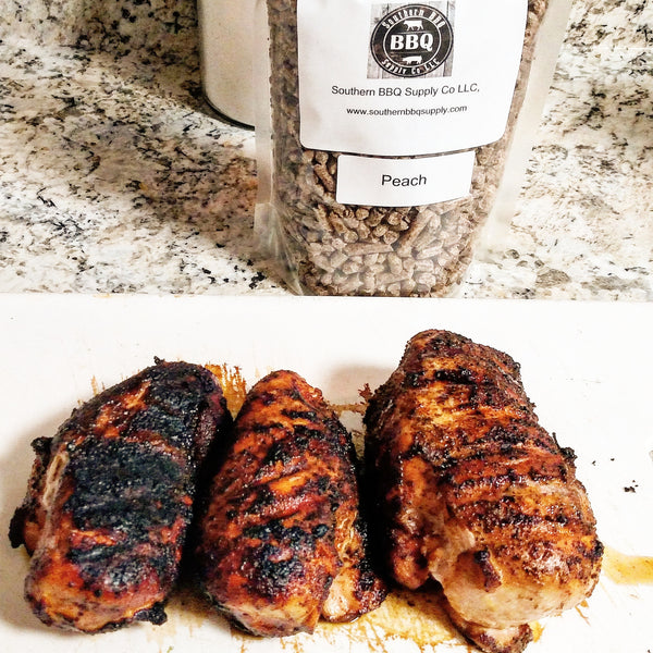 BBQ Variety pack 12 lbs BBQ pellets and 5 BBQ rubs - Southern BBQ Supply Co LLC - 4