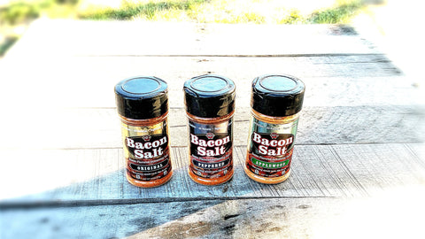 Bacon Salt Trio - Southern BBQ Supply Co LLC