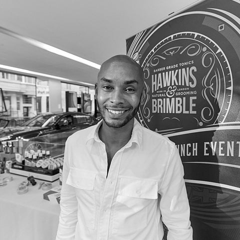 Hawkins & Brimble Moisturiser Launch Event – Park Lane, London