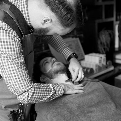 Recap London Fashion Week by our special barber: Charles Fencott