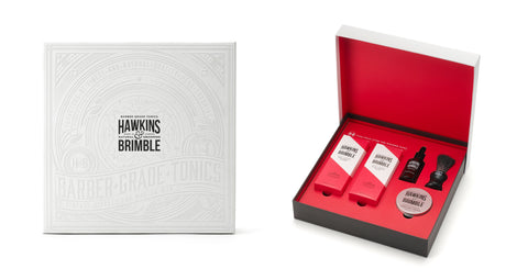 Hawkins & Brimble Luxury Gift Set