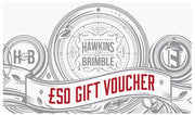 Gift Vouchers -  - Hawkins & Brimble Barbershop Male Grooming Products for Beards and Hair