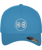 Hawkins & Brimble Fitted Baseball Cap - Embroidered Hats - Hawkins & Brimble Barbershop Male Grooming Products for Beards and Hair