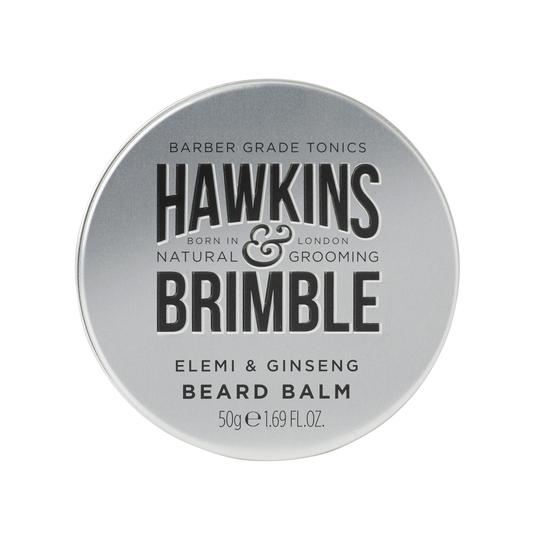 Beard Balm - Beard Care - Hawkins & Brimble Barbershop Male Grooming Products for Beards and Hair