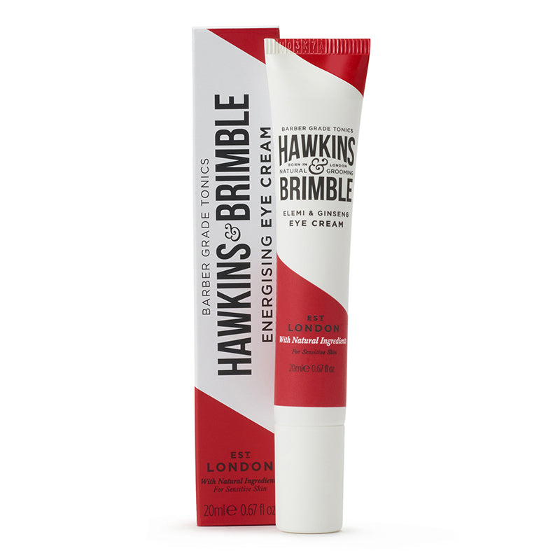 Hawkins & Brimble Energising Eye Cream 20ML -  - Hawkins & Brimble Barbershop Male Grooming Products for Beards and Hair