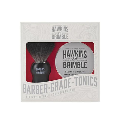 Hawkins & Brimble Shaving Gift Set - Suggested Products - Hawkins & Brimble Barbershop Male Grooming Products for Beards and Hair