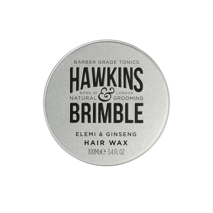 Molding Hair Wax 100ml -  - Hawkins & Brimble Barbershop Male Grooming Products for Beards and Hair