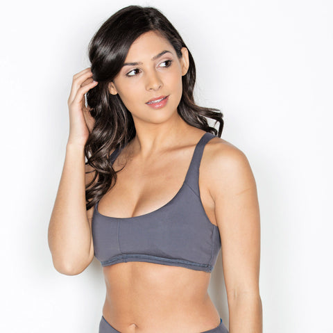 Metal Barre Betty Sports Bra - Front
