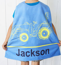 Load image into Gallery viewer, Tractor - Blue/Yellow